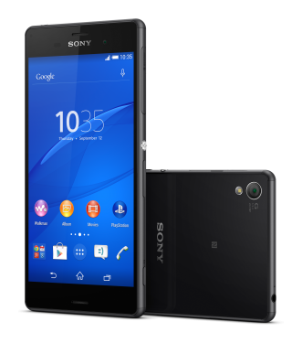 Sony Xperia™ Z3 (black)