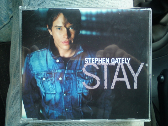 Обложка: Stephen Gately – Stay